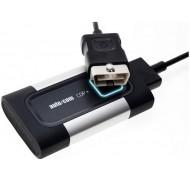 Автосканер Autocom CDP plus  (одноплатный)