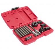 Набор инструментов для демонтажа шкивов генераторов, JTC 4738