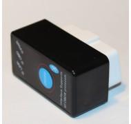 ELM327 Blu super mini с кнопкой