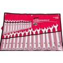Набор рожково-накидных ключей 6-32мм 26шт (евро тип), JTC AE2426S
