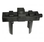Регульований ключ для маточинних гайок 45-150мм (вантажні авто)