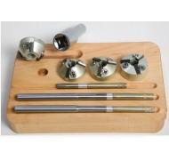 Набір шарошки-зенкери для сідел клапанів 32,4