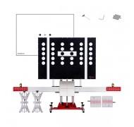 Autel MaxiSys ADAS, Basic Kit, ACC, 2 мишени в комплекте стенд для калибровки камер автомобиля