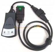 Lexia 3 Peugeot+Citroen диагностический адаптер