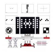 Стенд для калібрування камер автомобіля Autel MaxiSys ADAS, Full Kit, ACC, 10 мішеней в комплекті
