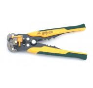 Клещи для зачистки изоляции и обжатия клемм, Force 6805