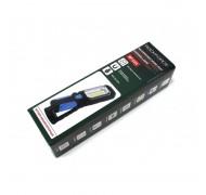Фонарь ручной светодиодный аккумуляторный (4W COB+1W, 250Lm,2000mAh)