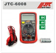 Мультиметр электронный 6008 JTC