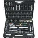 Набор инструмента 1/2 и 1/4 (6гр) 108 предметов. Force 41082R-5