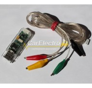 Діагностичний адаптер для опалювачів Webasto та Eberspacher