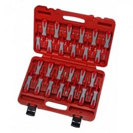 Набор инструментов для извлечения контактов (пинов). JTC 4568
