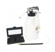 Приспособление для перекачивания масла и технических жидкостей 10л с пневматическим приводом.  JTC 4252