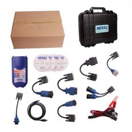 Nexiq USB Link — диагностический интерфейс для работы с американской грузовой техникой
