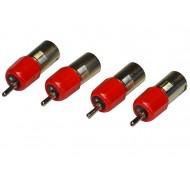 Комплект измерительных адаптеров 4шт для USB Autoscope 4