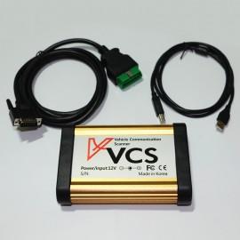 Автосканер VCS - Vehicle Communication Scanner