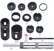 Съемник сайлент-блоков BMW гидравлический (1416)