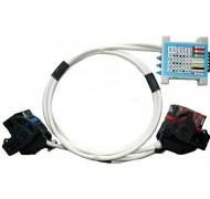 Універсальний кабель для програмування ЕБУ з роз'ємами Molex 32 і 48 pin