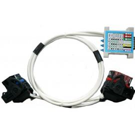 Универсальный кабель для программирования ЭБУ с разъемами Molex 32 и 48 pin