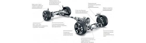 Ходова частина автомобіля і трансмісія