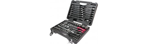 General wrenches and Click-type torque wrench
