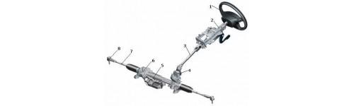 Інструмент для ремонту рульових механізмів