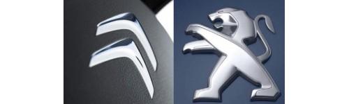 Peugeot и Citroen